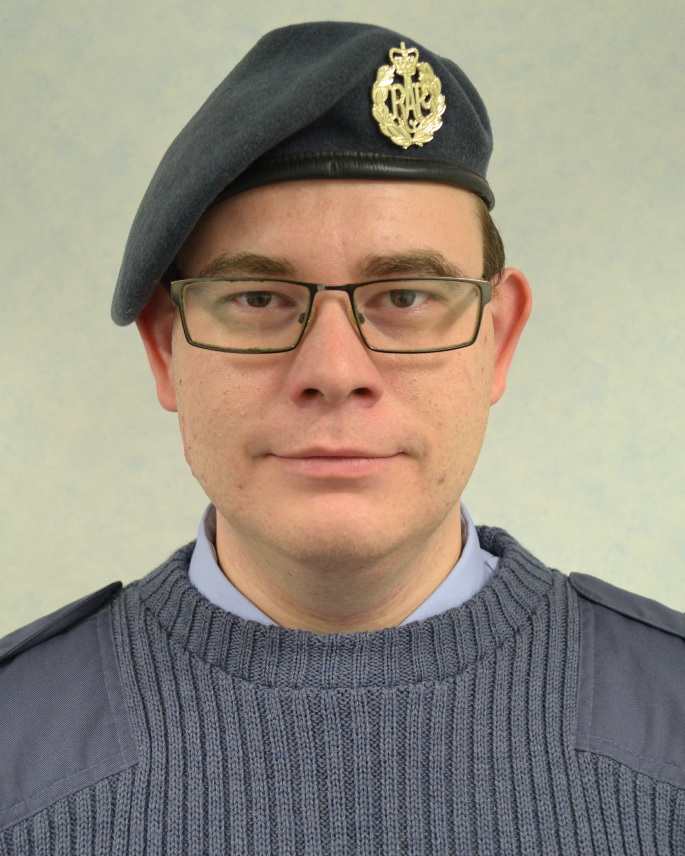 Sgt (ATC) Alan Collins