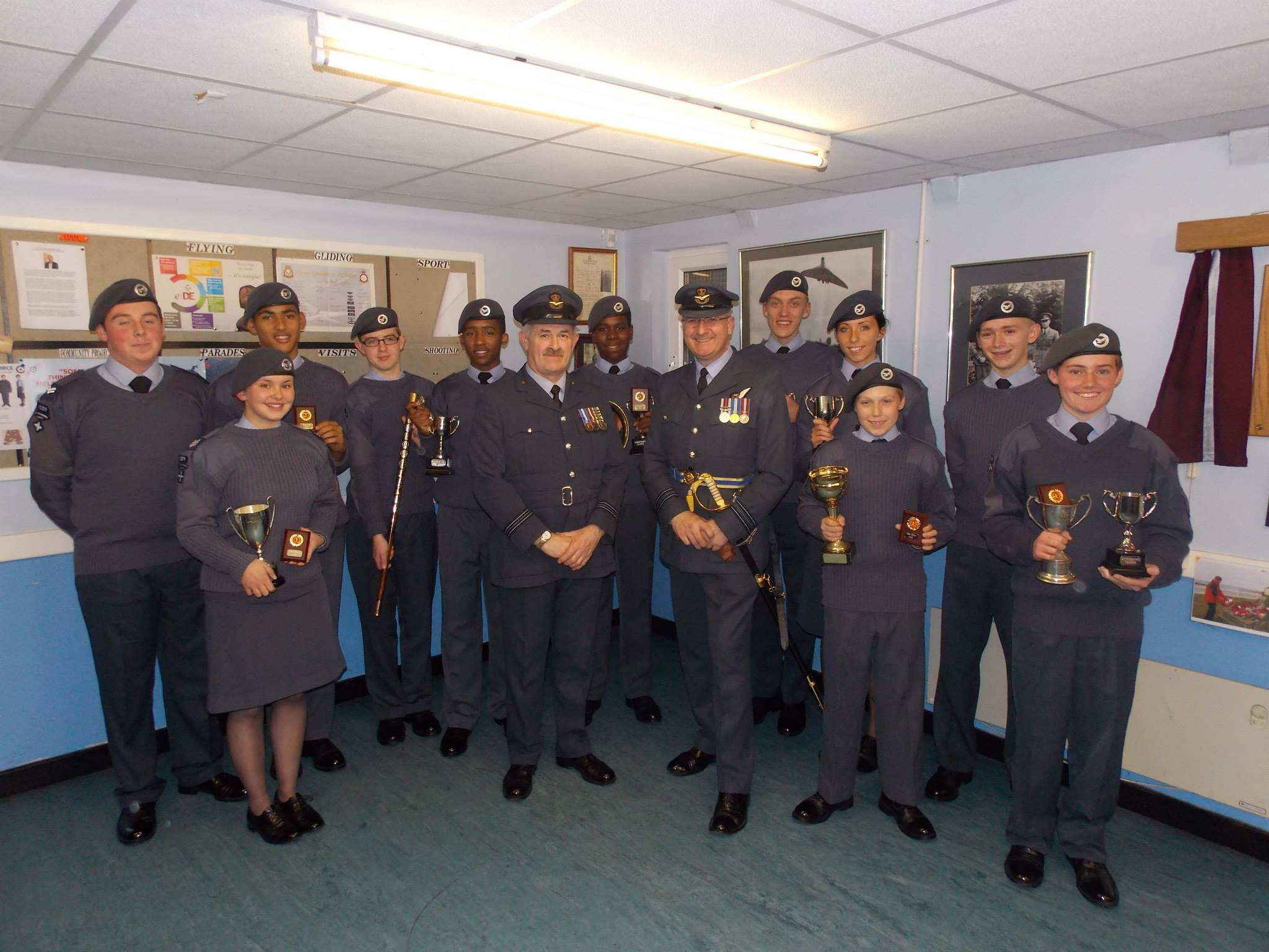 Annual Inspection 2013