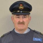 Flt Lt P Collins
