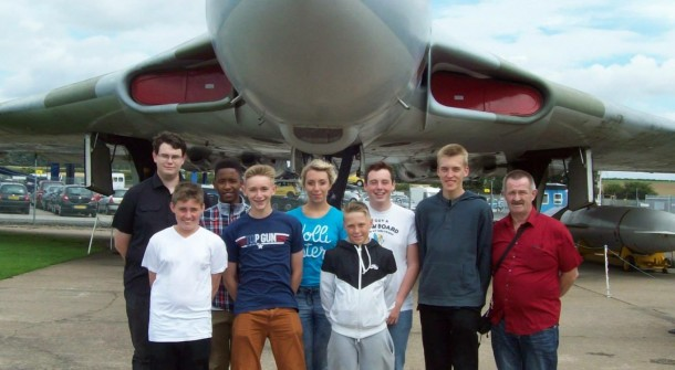 Annual Camp - RAF Coningsby 2015