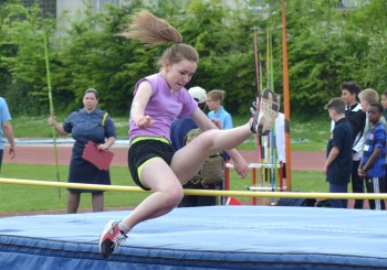 Inter-Squadron Athletics 2016