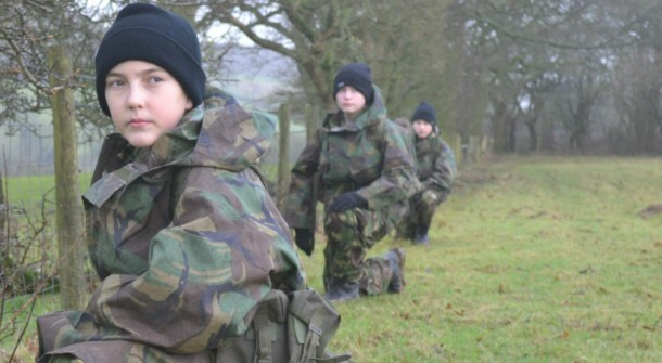 Winter Fieldcraft Camp