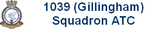 1039 (Gillingham) Squadron ATC